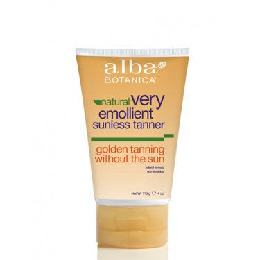 Natural Very Emollient Sunless Tanner