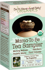 Mama-To-Be Tea Sampler 16 Tea Bags