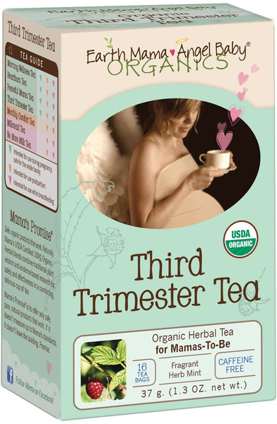 Third Trimester Tea 16 Tea Bags