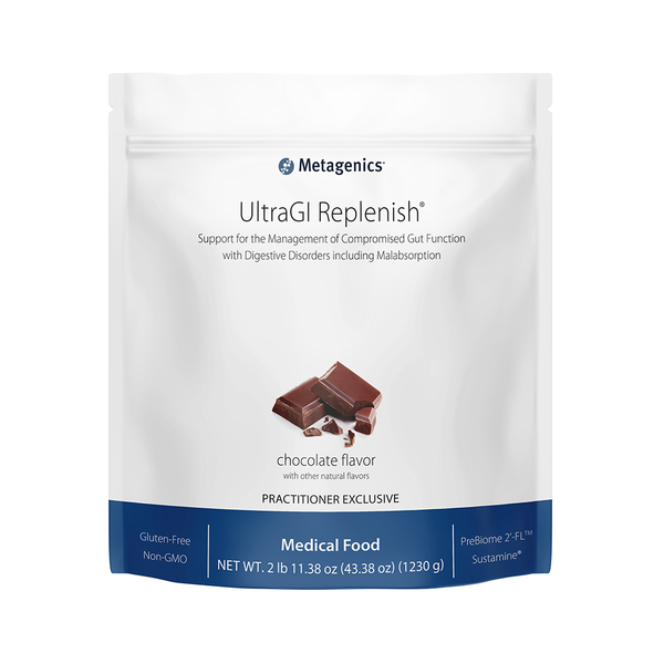 UltraGI Replenish® - Chocolate or Vanilla