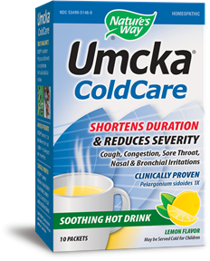 Umcka ColdCare Hot Drink 10's