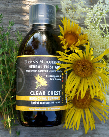 Clear Chest Syrup - Bronchial Support