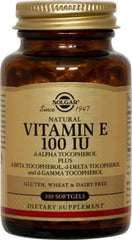 Vitamin E 100 IU Mixed