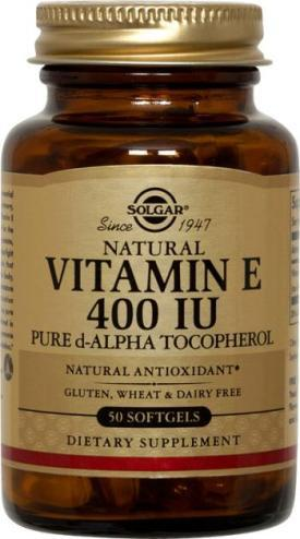Vitamin E 400 IU Alpha