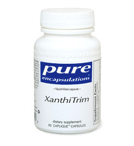XanthiTrim  liquid-filled capsule 60's