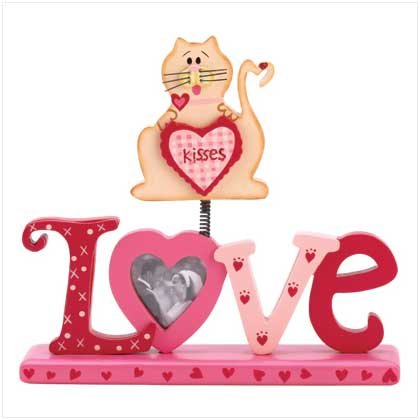 Kitty-Cat Love Photo Décor