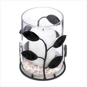 Laurel Branch Candle Lantern