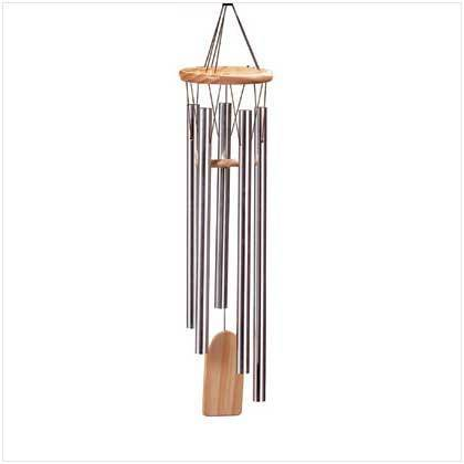 Resonant Windchime