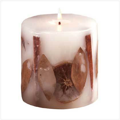 Orange Pekoe Candle