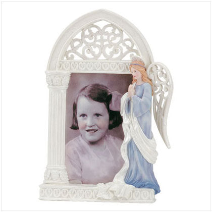 Praying Angel Photo Frame