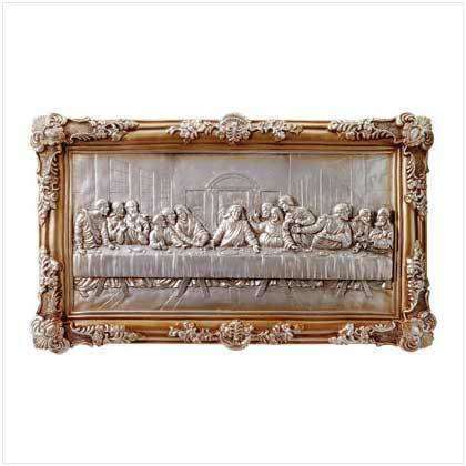 Last Supper Bas-Relief