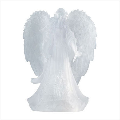 Frosted Guardian Angel