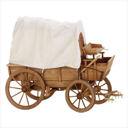 Model Covered Wagon