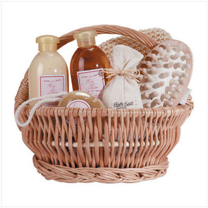 Ginger Therapy Bath Set