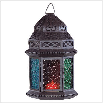 Moroccan Style Wall Lantern