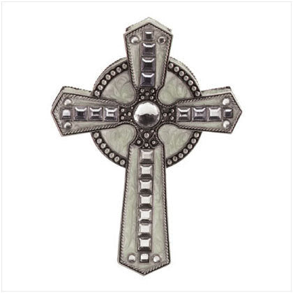 Pewter Rosary Box