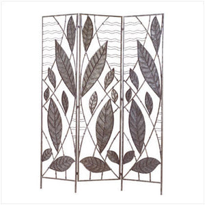 Wrought Iron Divider Screen