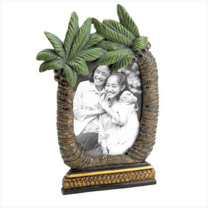 Palm Tree Photo Frame