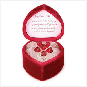 Romantic Rose Bouquet Gift Box