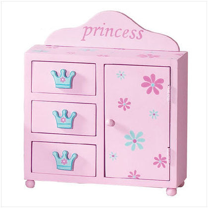 Princess Mini Cabinet with Drawers
