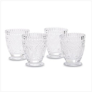 Parisian Glass Set
