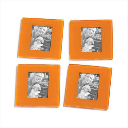 Orange Photo Frame Coater