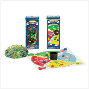 Marbles and Tiddly Winks Pack