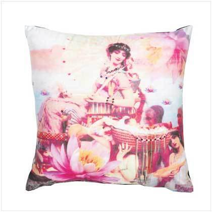 Sublimated Art Pillow -Egypt