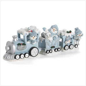 Snow Buddies Train Set