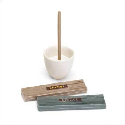 Spa Incense Stick Gift Set