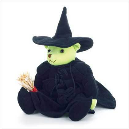 Wicked Witch Bear Bean Bag