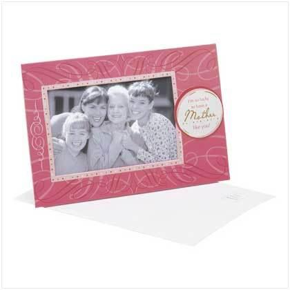 Mother Mailable Photo Frame