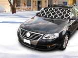 WINTER WINDSHIELD COVER - BLACK