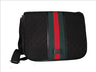 Gucci Messenger Bag (Black)