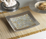 Mother of Pearl Mosiac Dish