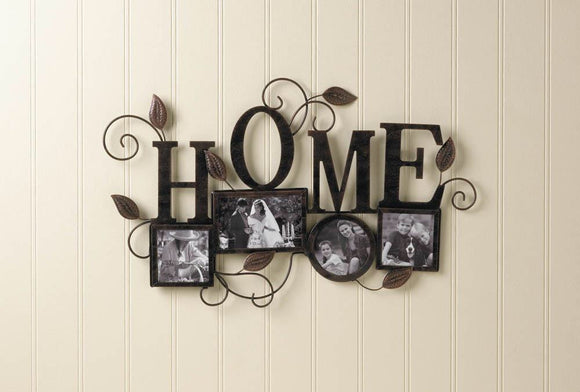Home 4 Photo Wall Frame