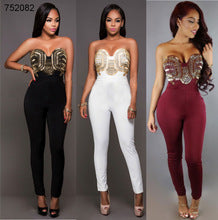 Bodycon jumpsuits