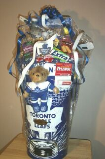 The Treasure Chest Gifts N Baskets Maple Leafs Forever