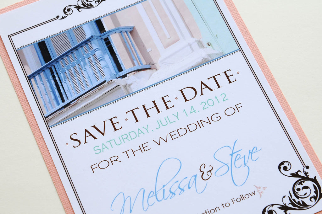 Havana - Cuba Wedding Save the Date