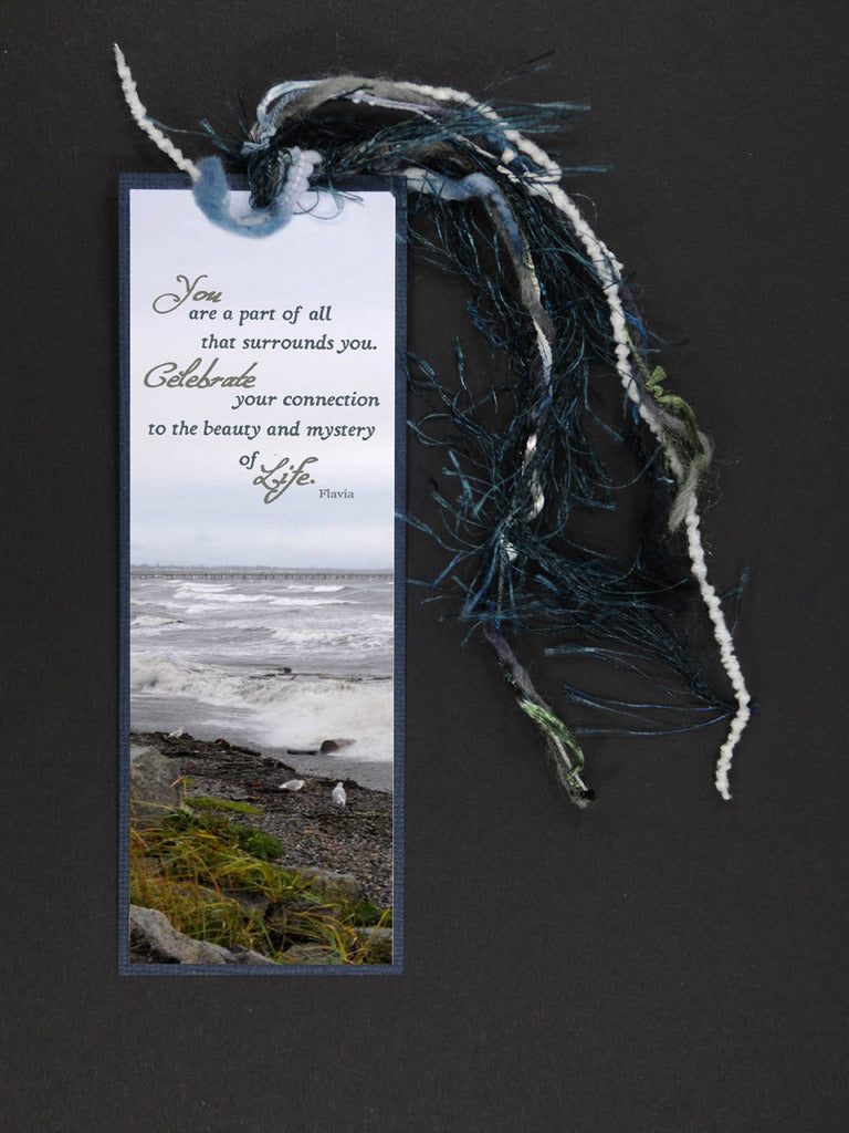 Bookmark - White Rock