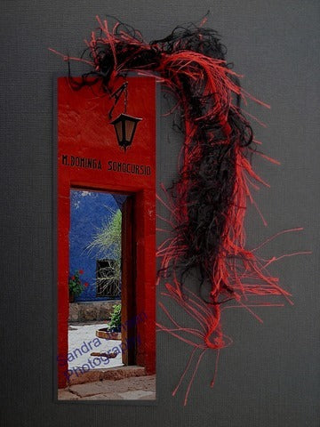 Bookmark - Monestary