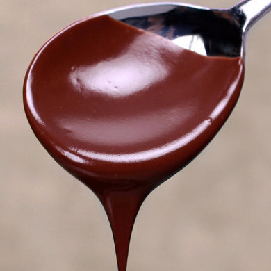 1 Quart Homemade Dark Chocolate Sauce *