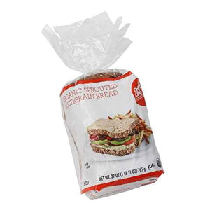 Frozen Organic Multigrain Sprouted Seeded Bread (Sliced) *