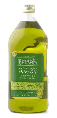 BelAria Extra Virgin Olive Oil 2 liter bottle *