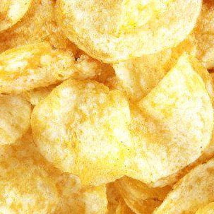 Kettle Chips with Sea Salt: Large 13oz bag *
