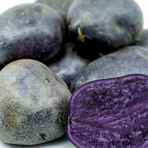 2 lb Organic Purple Potatoes *