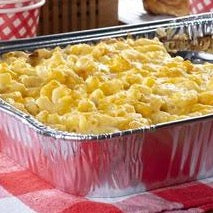 By the Tray/ Arrives Frozen - Classic Mac N Cheese with White Cheddar and Fontina *