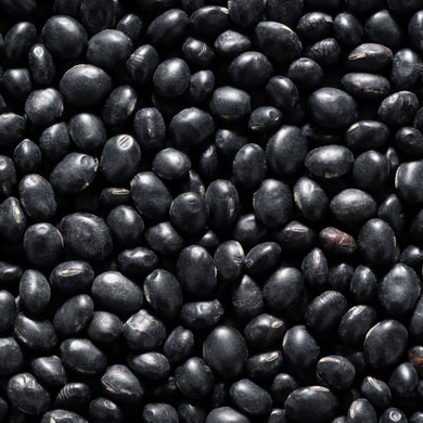 Black beans, 1 quart in bulk *