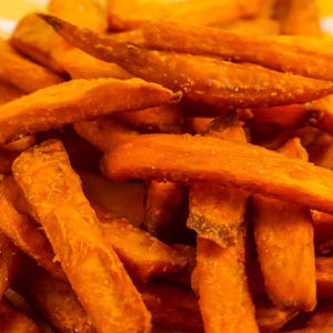 Sweet potato fries platter (GF & Vegan) *