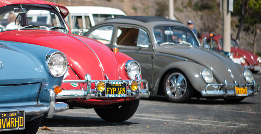 Vintage VW Parts, Classic Volkswagen Accessories, Air Cooled
